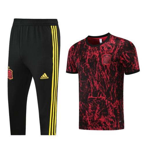 Spain 2021 Training Kit Red DQ06