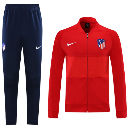 Atletico Madrid 21/22 Jacket Tracksuit Red CX29