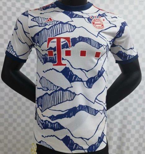 Player Version Bayern Munich 21/22 Third Authentic Jersey