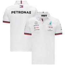 Mercedes AMG Petronas F1 Team Polo Shirt 2021