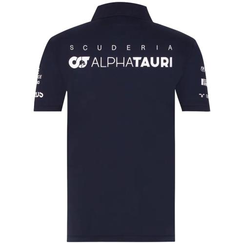 Scuderia AlphaTauri F1 Team Polo Shirt 2021