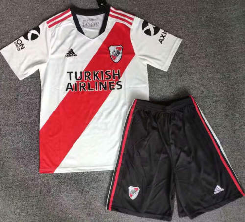 River Plate 21/22 Home Jersey and Short Kit - 120 Years Anniversary