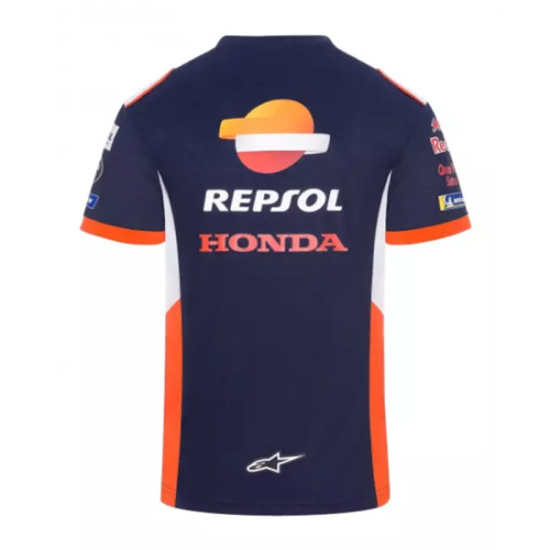 Repsol Honda 2021 MotoGP Team T-Shirt