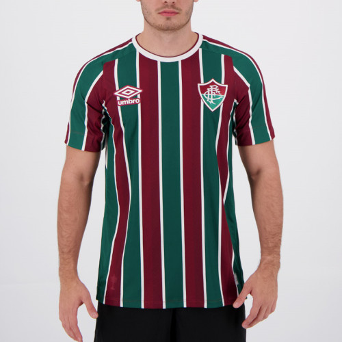Thai Version Fluminense 2021 Home Jersey