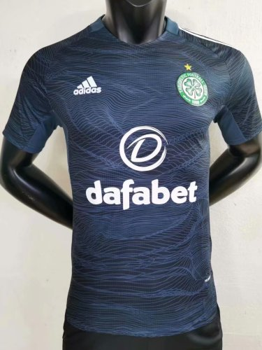 Player Version Celtic 21/22 Goalkeeper Authentic Jersey