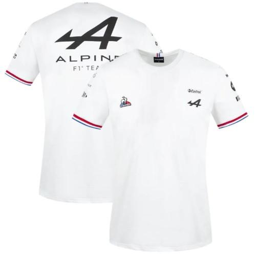 Alpine F1 Team Shirt 2021 - White