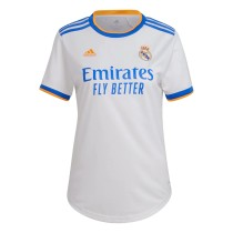 Thai Version Women's Real Madrid 21/22 Home Jersey