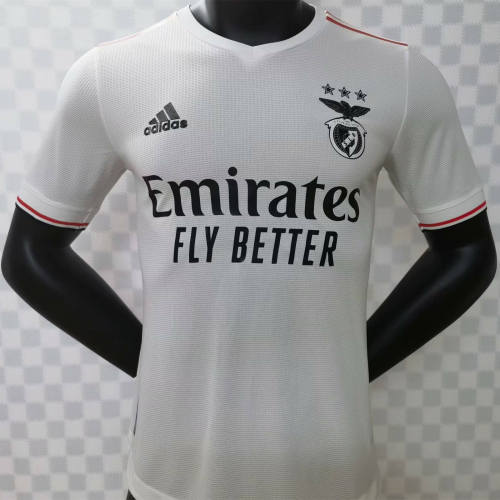 Player Version Benfica 21/22 Away Authentic Jersey