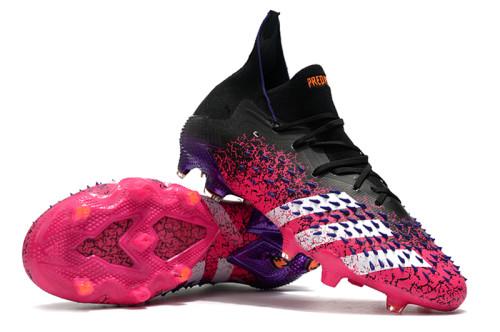 Predator Freak .1 Mid FG Football Shoes