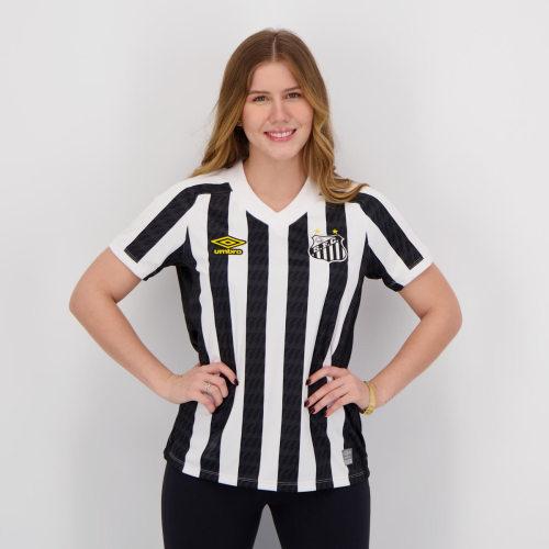 Thai Version Women's Santos 2021 Away Jersey