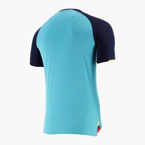 Thai Version Ecuador 2021 Home Soccer Jersey