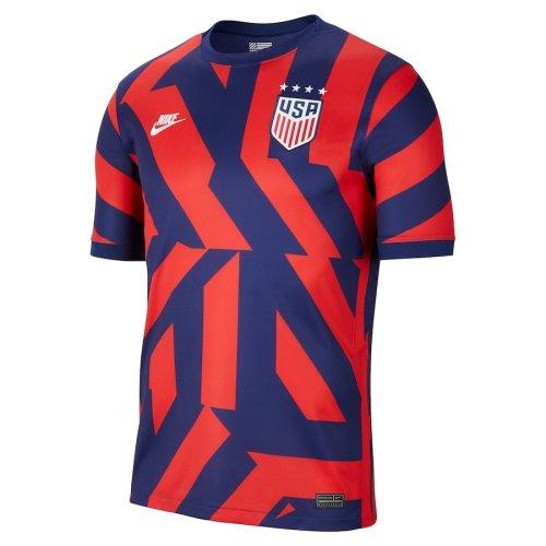 Thai Version USA 21/22 Away Jersey