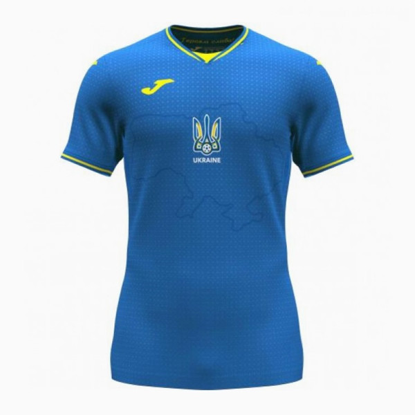 Thai Version Ukraine 2021 Away Jersey