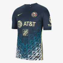 Thai Version Club America 21/22 Away Soccer Jersey
