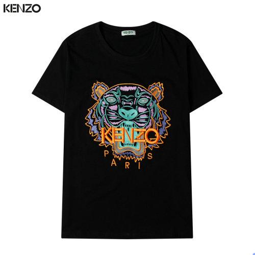 Fashionable Brand T-shirt Black 2021.6.19