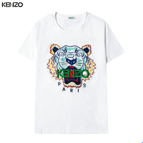 Fashionable Brand T-shirt White 2021.6.19