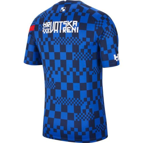 Thai Version Croatia 2021 Pre-Match Jersey