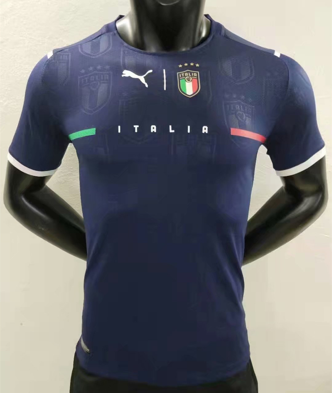 Player Version Italy 21/22 Goalkeeper Authentic Jersey