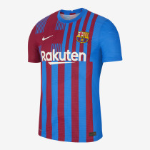 Player Version Barcelona 21/22 Home Authentic Jersey