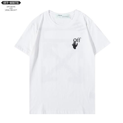 Streetwear Brand T-shirt White 2021.6.19