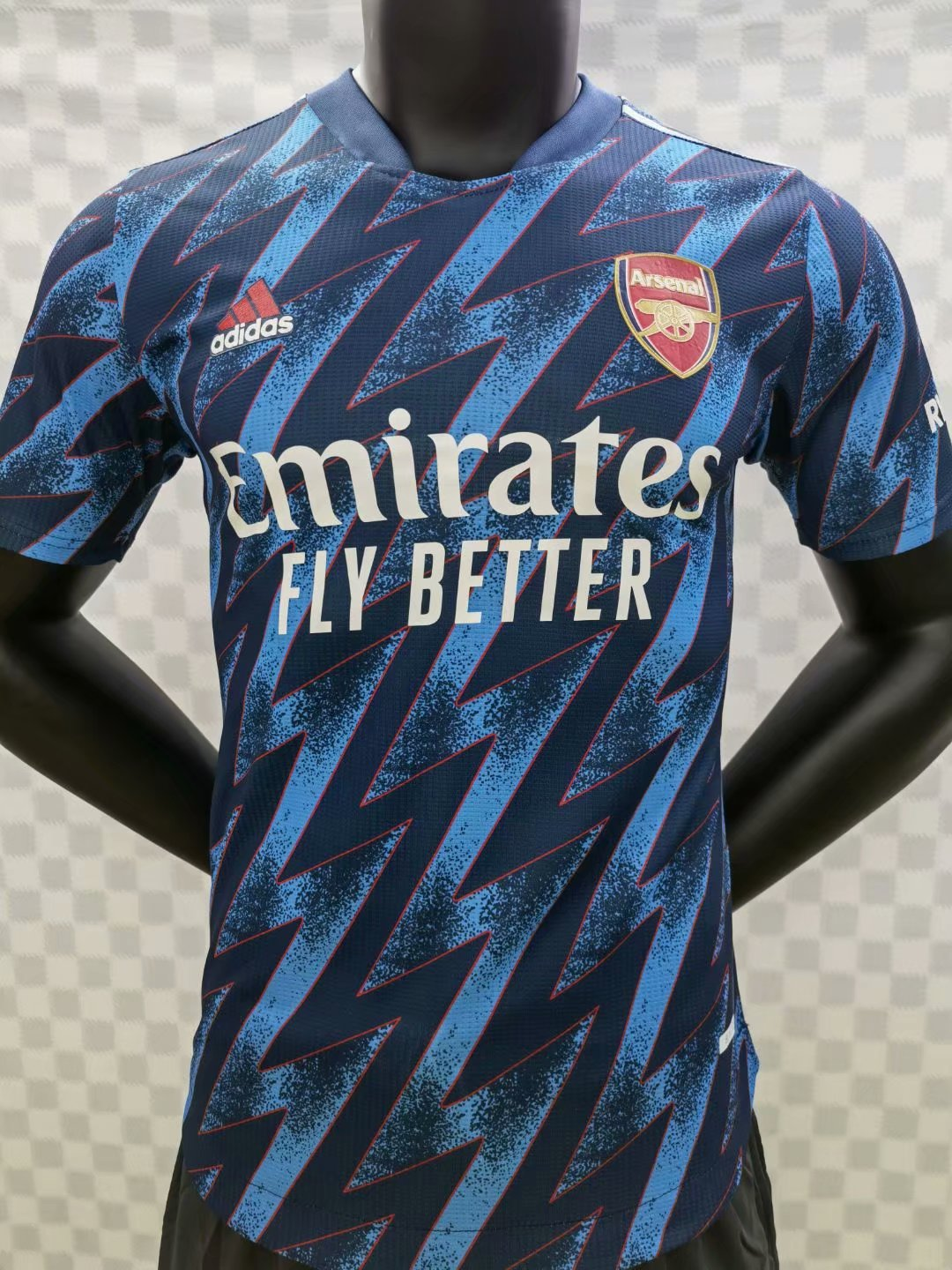 Player Version ARS 21/22 Third Authentic Jersey