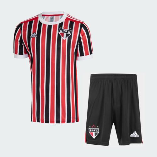 Sao Paulo 2021 Away Jersey and Short Kit