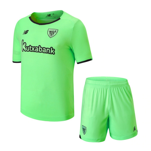 Athletic Bilbao 21/22 Away Jersey and Short Kit