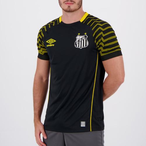 Thai Version Santos 2021 Goalkeeper Jersey
