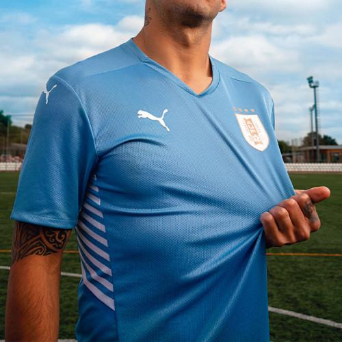Thai Version Uruguay 2021 Home Jersey