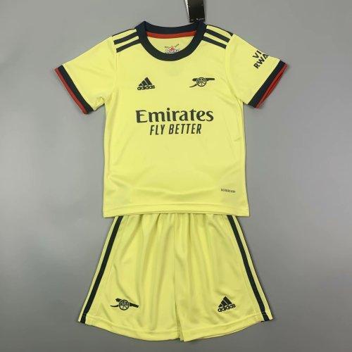 Kids ARS 21/22 Away Jersey and Short Kit