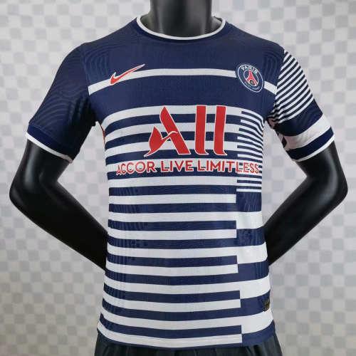 Player Version Paris Saint-Germain 21/22 Classic Edition Authentic Jersey