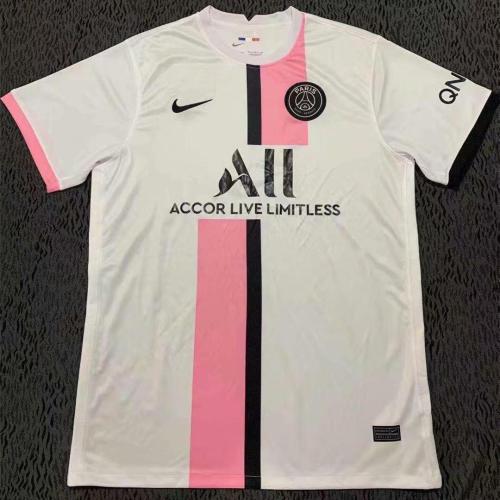 Thai Version Paris Saint-Germain 21/22 Away Jersey