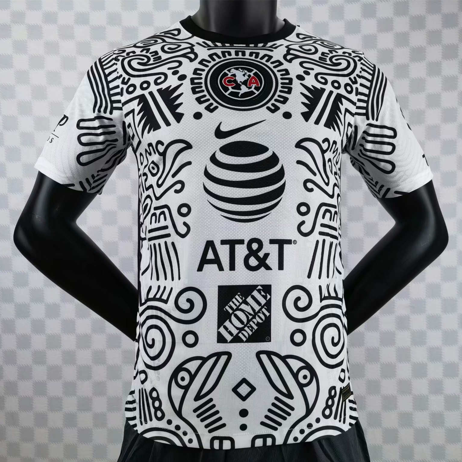 Player Version Club America 21/22 Third Authentic Jersey