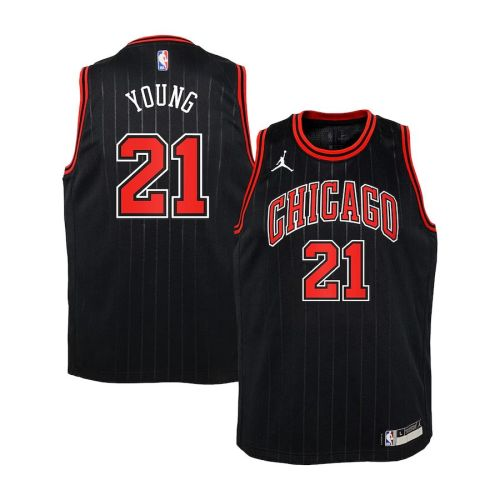 Statement Club Team Jersey - Thaddeus Young - Youth
