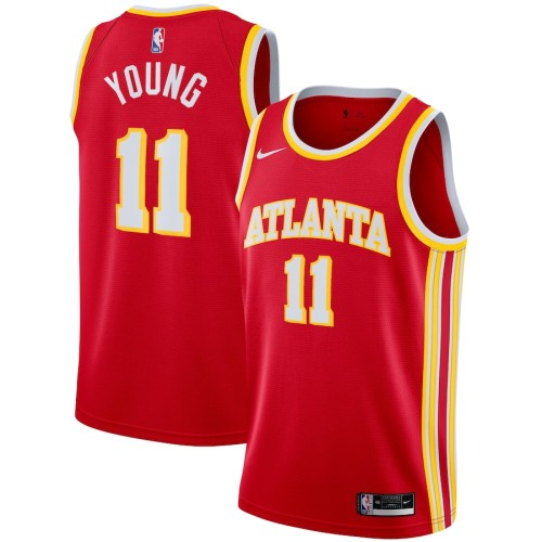 Icon Club Team Jersey - Trae Young - Mens