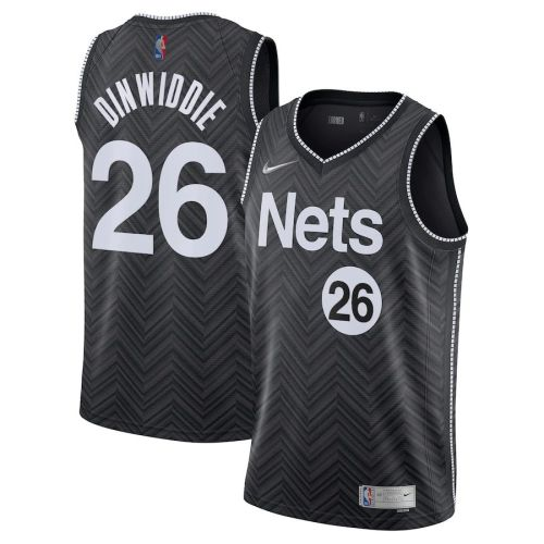 Earned Edition Club Team Jersey - Spencer Dinwiddie - Youth