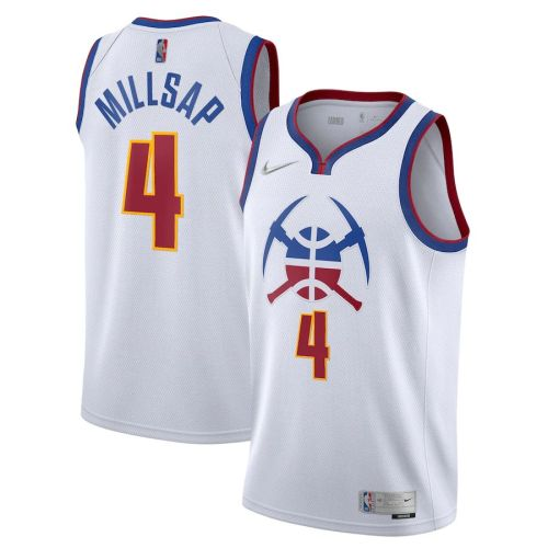 Earned Edition Club Team Jersey - Paul Millsap - Mens