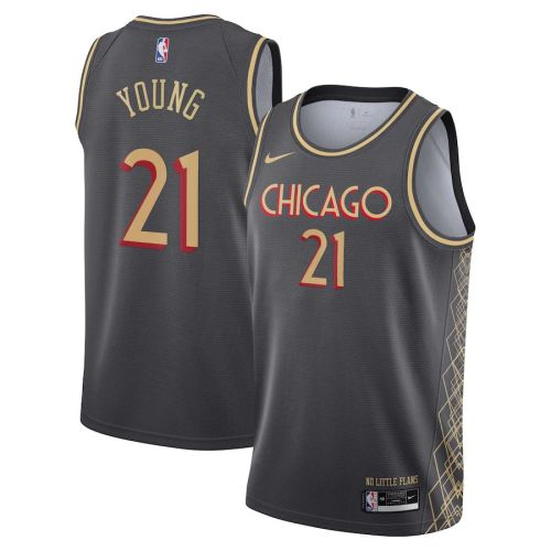 City Edition Club Team Jersey - Thaddeus Young - Youth - 2020