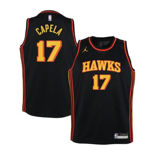 Statement Club Team Jersey - Clint Capela - Youth