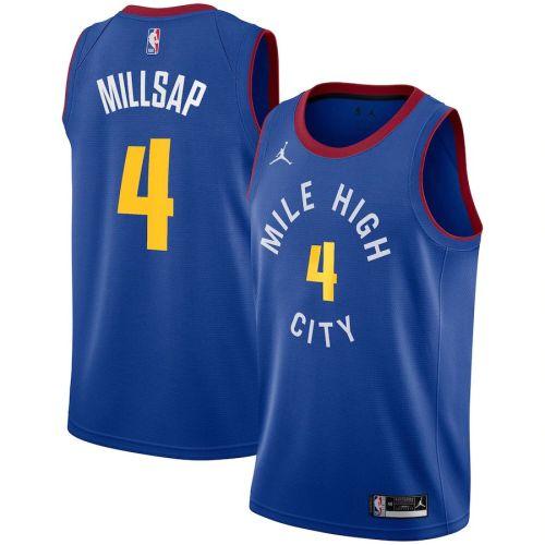 Statement Club Team Jersey - Paul Millsap - Mens