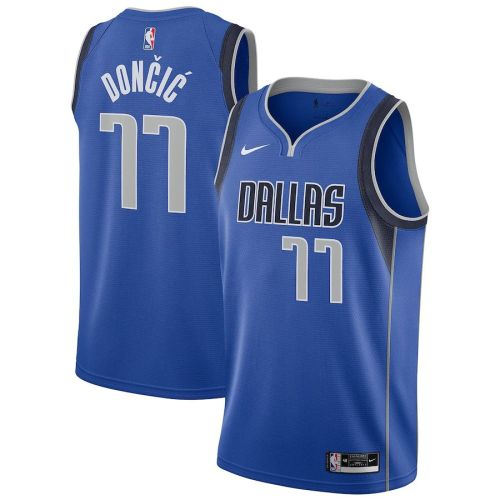 Icon Club Team Jersey - Luka Doncic - Mens