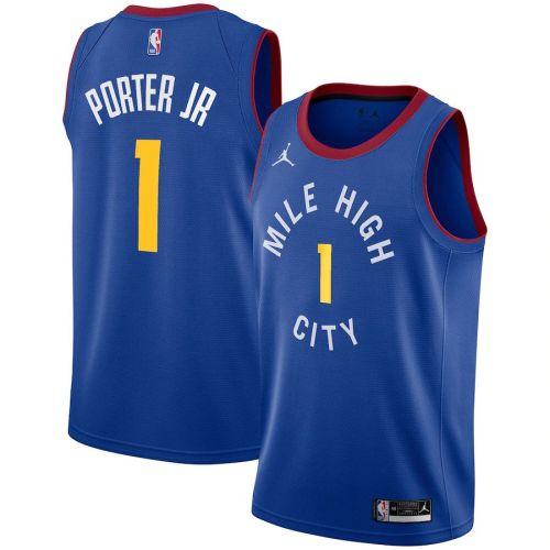 Statement Club Team Jersey - Michael Porter Jr - Mens