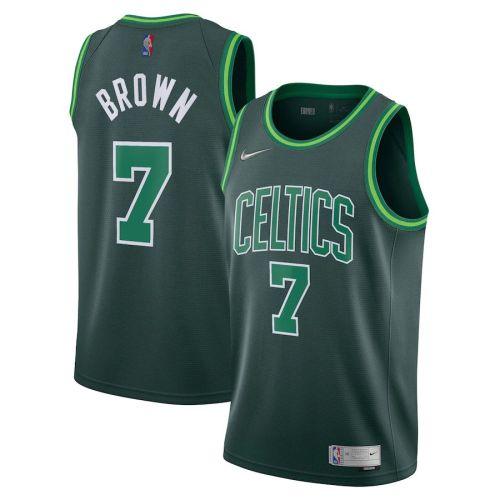 Earned Edition Club Team Jersey - Jaylen Brown - Mens