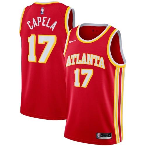 Icon Club Team Jersey - Clint Capela - Mens
