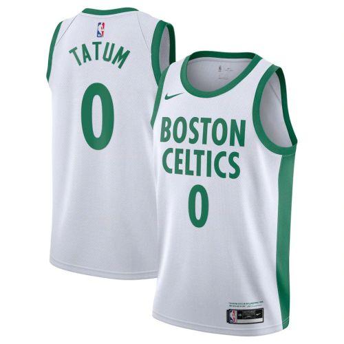 City Edition Club Team Jersey - Jayson Tatum - Mens 2