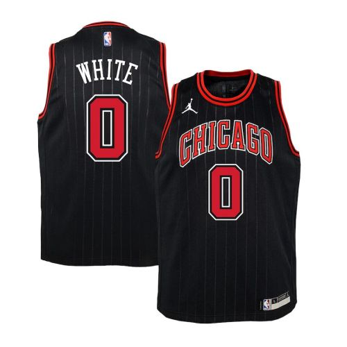 Statement Club Team Jersey - Coby White - Youth
