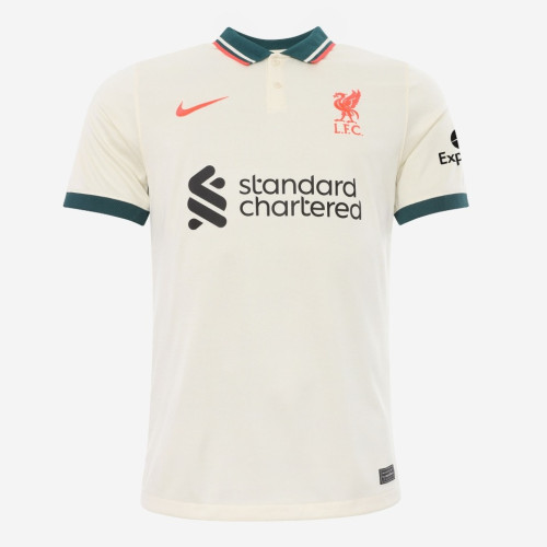 Thai Version Liverpool 21/22 Away Jersey