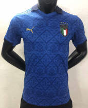 Player Version Italy 2021 Home Authentic Jersey