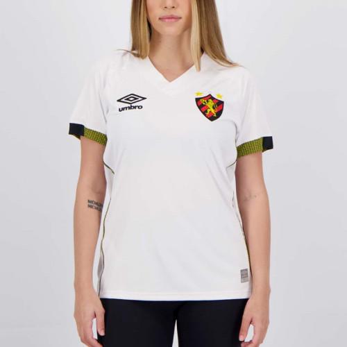 Thai Version Women's Sport Club do Recife 21/22 Away Jersey