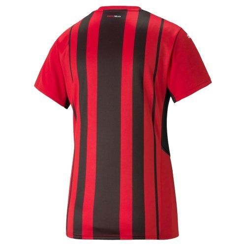 Thai Version Women's AC Milan 21/22 Home Jersey